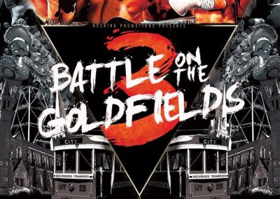 Battle of the Goldfields