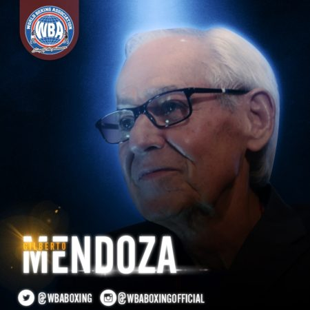 Gilberto Mendoza And His Legacy in Boxing