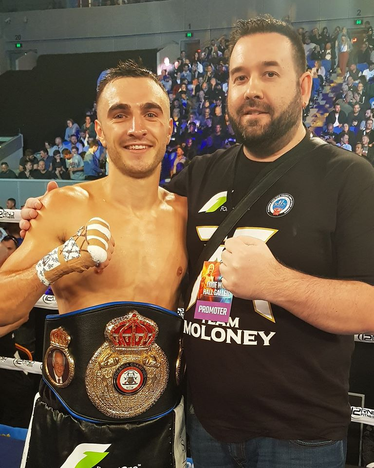 Jason Moloney Stops Dixon Flores In Two, Calls For Title Shot